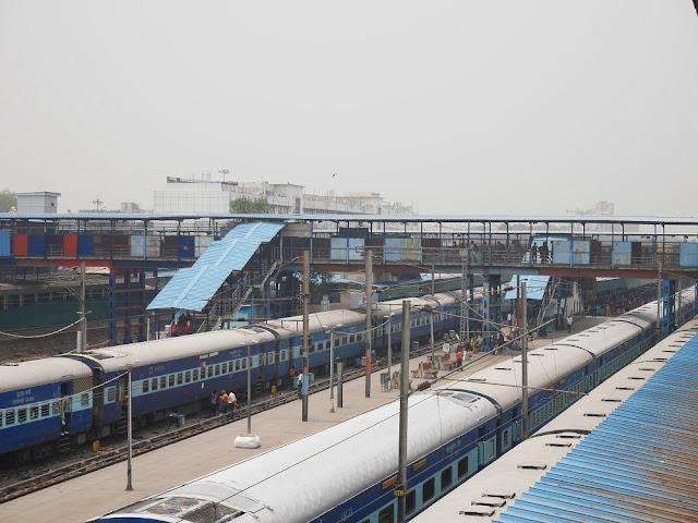 Stasiun Kereta New Delhi