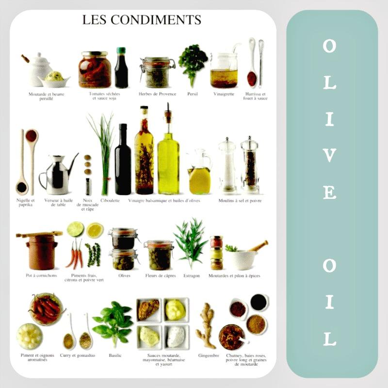 olej z oliwy