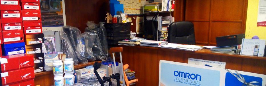 Servicios de ortopedia en Logroño