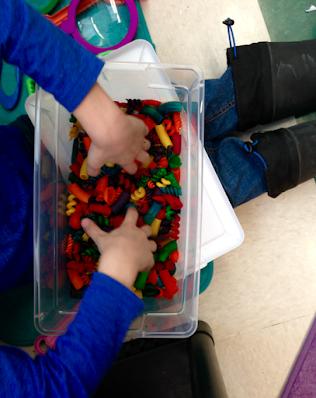 sensory tools in the classroom