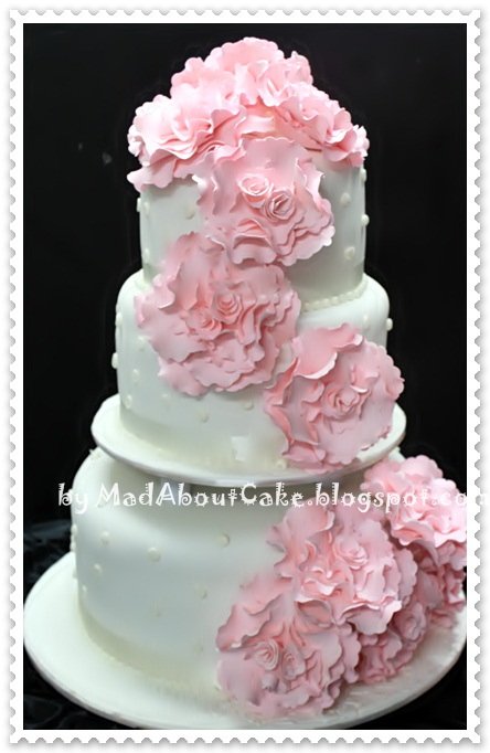 wedding cake malaysia mad about cake wedding cake by mad about cake malaysia 23221