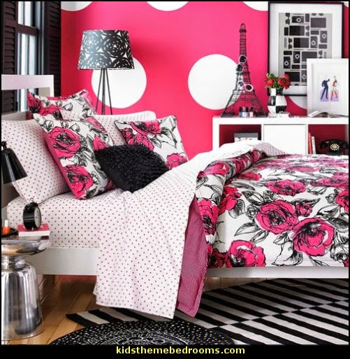 Modern House Plans: bedding - funky cool teen girls ...