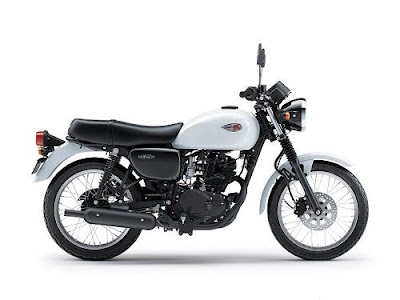 Harga Kawasaki W175 Spesial Edition