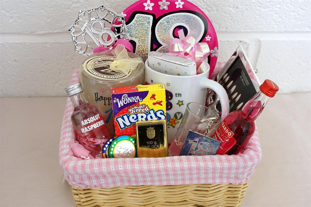 18th Birthday Gift Ideas For Female