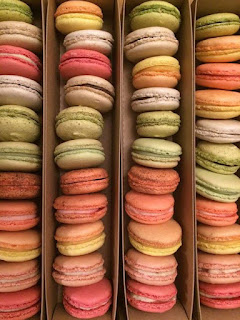 Sweet Caribou produces at least 1,500 sweet, delicate (and complicated) macarons each week. (Photo courtesy of Sweet Caribou)