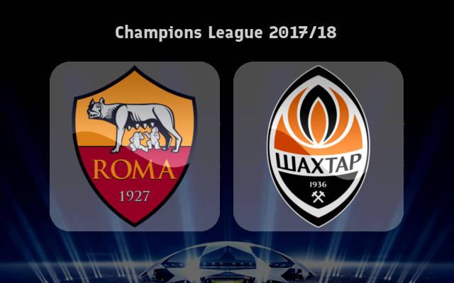 Roma vs Shakhtar Donetsk Full Match And Highlights