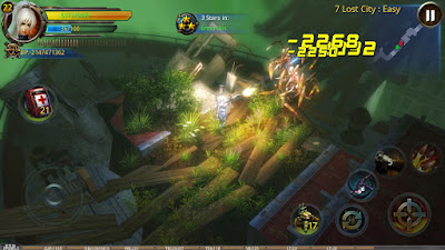 Broken Dawn II v 1.2.5 Mod Apk (1 hit kill & More)