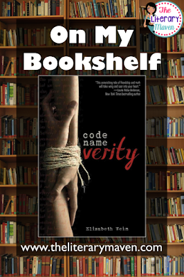 Code Name Verity by Elizabeth Wein, a young adult historical fiction novel, is the tale of two best friends serving in unusual roles during WWII. The two girls face danger and losing each other in this gripping narrative. Read on for more of my review and ideas for classroom application.