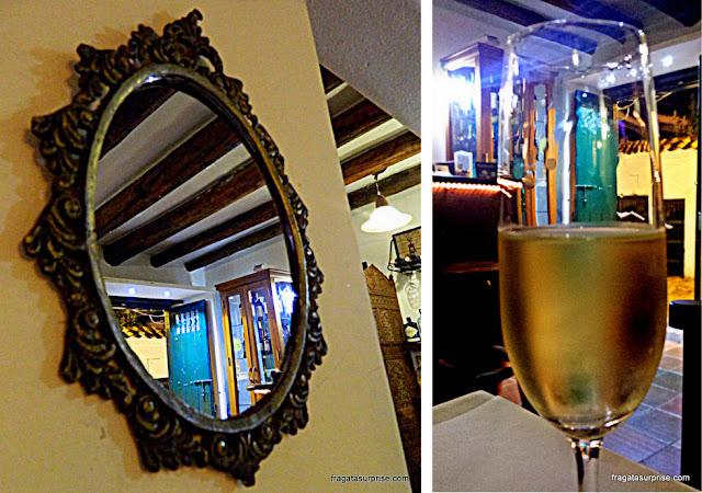 Restaurante El Rincón Gourmet, Villa de Leyva, Colômbia
