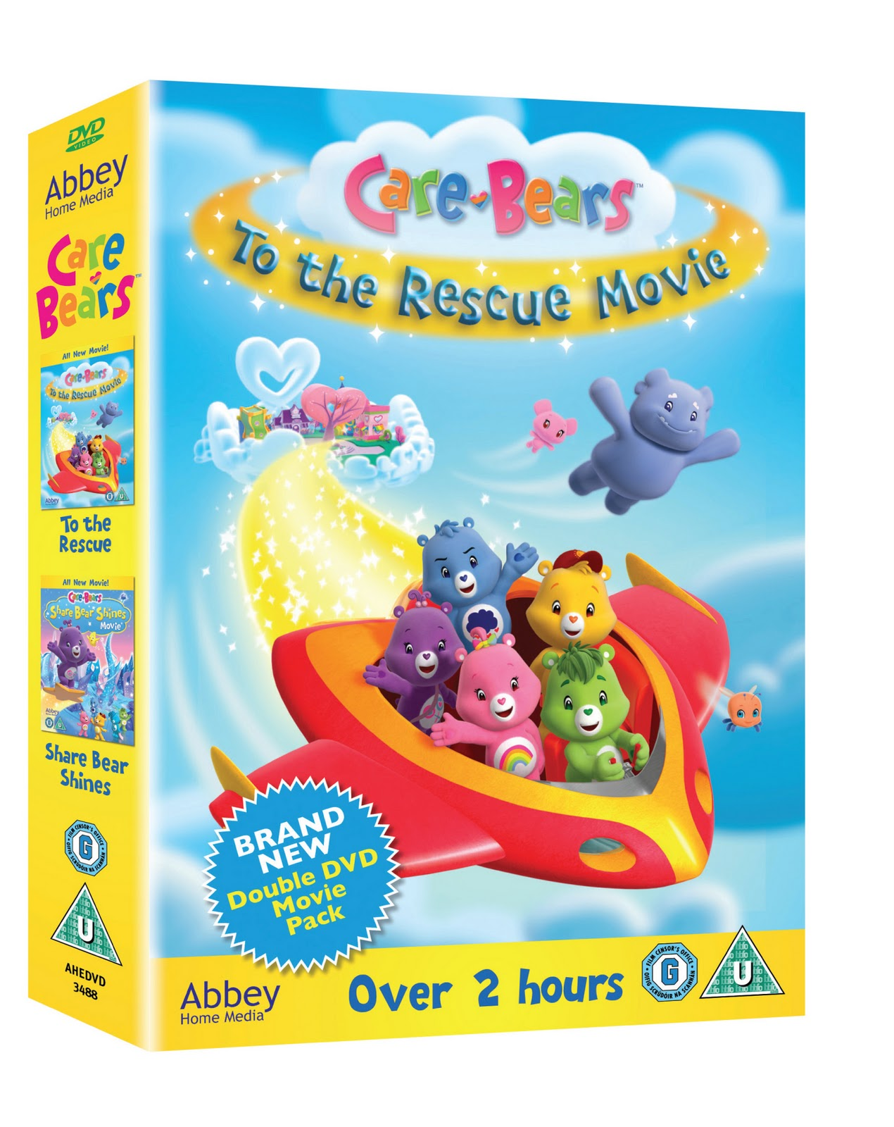 Carebears Movie Dvd Review And Competition