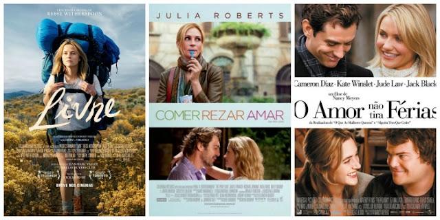 Filmes sobre mulheres viajando sozinha