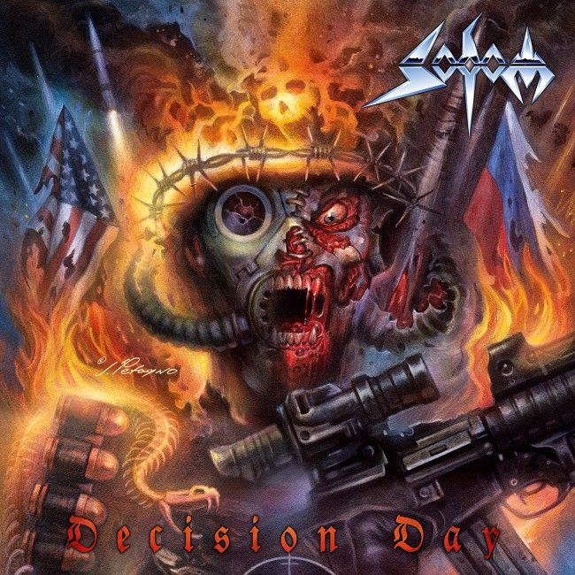 #CD Review: Sodom-Decision Day (2016)
