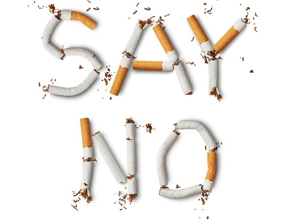 Say No To Smoking
