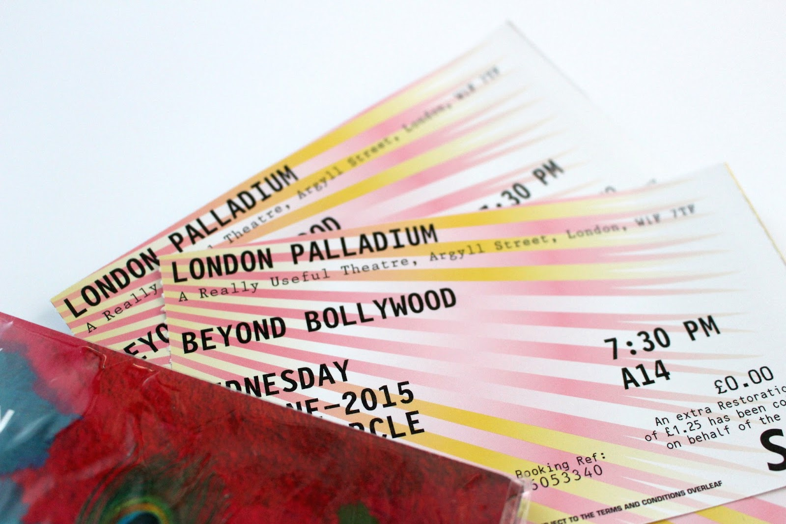 Beyond Bollywood London Palladium