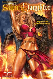 HeroPress: Zenescope Comics = TV I Would Watch!