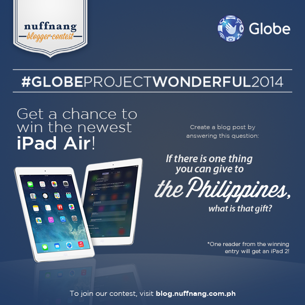#GLOBEProjectWonderful2014