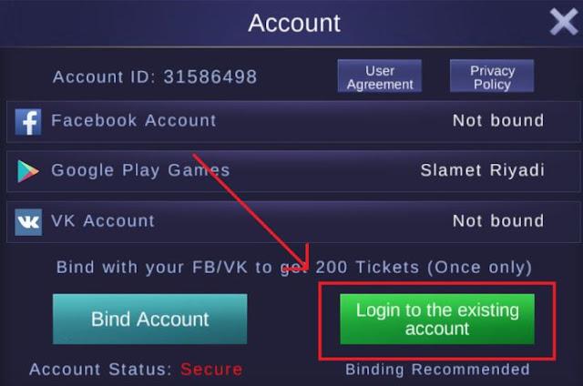 Cara Memindahkan Akun Mobile Legends ke Hp Lain  Bagaimana Cara Memindahkan Akun Mobile Legends Ke Hp Lain?