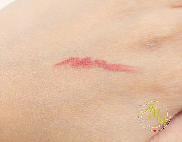 a swatch photo of Etude House Soft Touch Auto Lipliner in shade 5