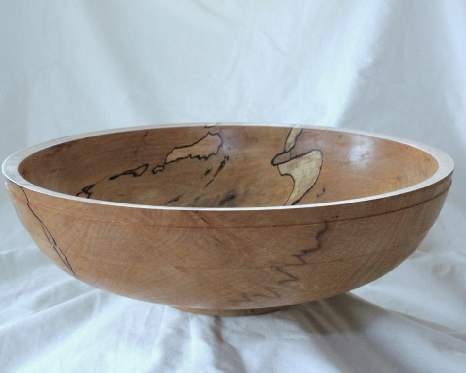 Can You Use Wood Turned Bowls For Food