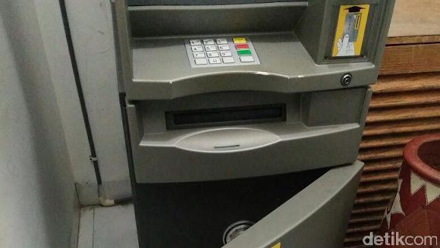 Sempat Kejar-kejaran sama polisi, Anggota Sindikat Pembobol ATM di Garut Lalu Ditangkap