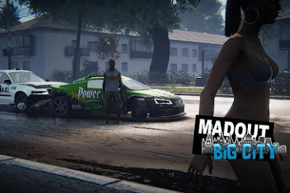 Download Game Android Mad Out 2 Big City Online Apk Mod