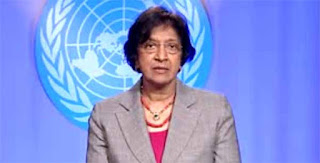 Navanethem Pillay wants to send more rapporteurs