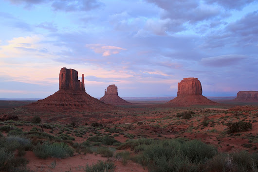 I AM LUCILE : Monument Valley & Chelly Canyon