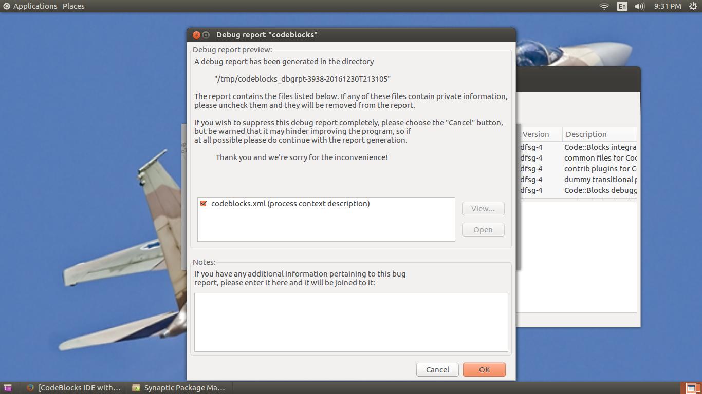 Solved]CodeBlocks IDE with wxWidgets Ubuntu 16 04 64 Bit