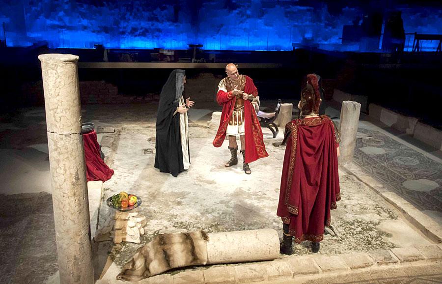 Gel n noticias los restos romanos del antiquarium de for Lo ultimo en noticias del espectaculo