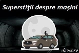 Superstiţii despre automobile
