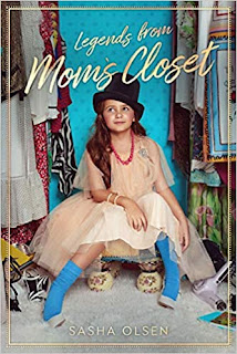 Book Review and GIVEAWAY: Legends from Mom's Closet, by Sasha Olsen {ends 5/28}