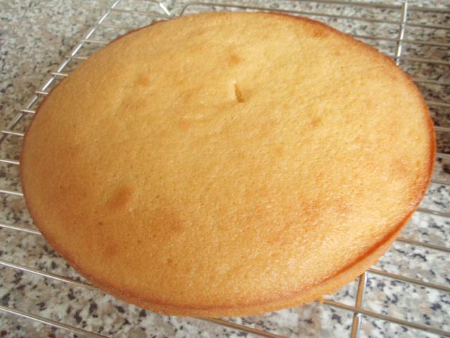 You Tube Sponge Cake Using One Cake Tin