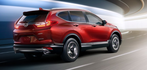2017 Honda CR-V Performance