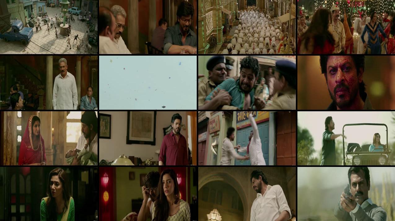 Raees (2017) Hindi Movie Free Download HD 720p