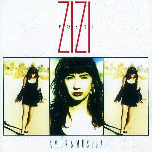 "Zizi Possi - ""Amor e Música"" (1987)"