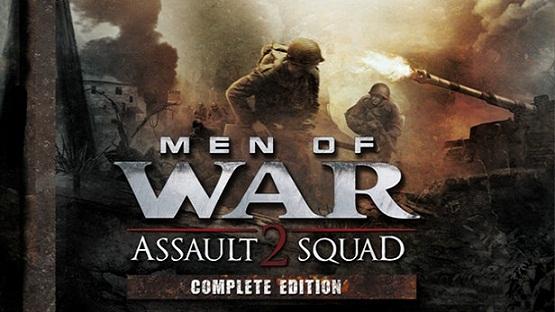 Men Of War Assault Squad 2 Cover
