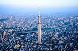 Tokyo, la città più bella del Giappone.