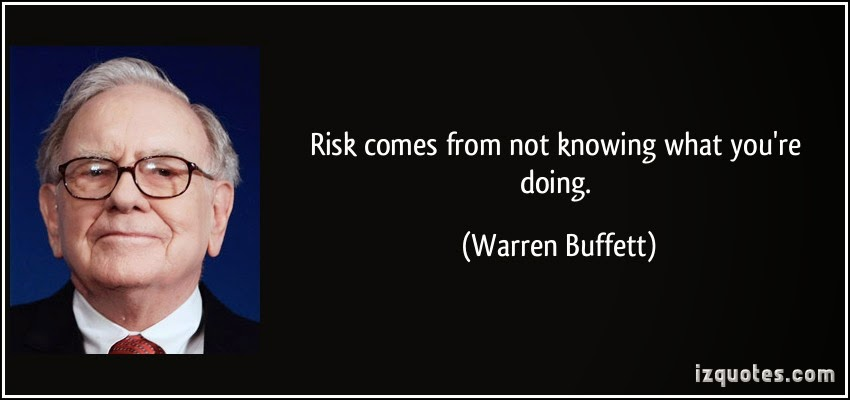 Quotes Warren Buffet Tentang Risiko