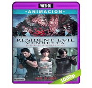 Resident Evil: Vendetta (2017) Web-DL 1080p Audio Dual Latino/Ingles 5.1
