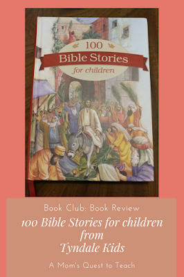 100 Bible for children book