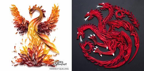 00-Stacy-Bettencourt-Quilling-Animals-and-Game-of-Thrones-www-designstack-co