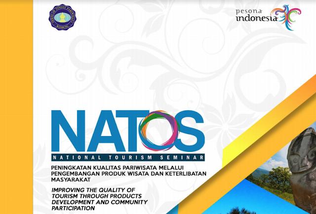 STP Bandung Adakan National Tourism Seminar