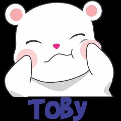 Toby : Si beruang