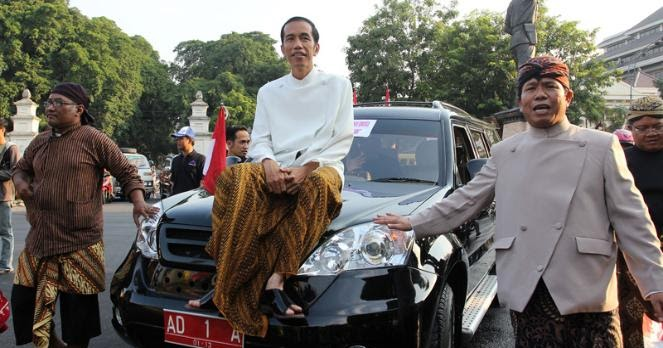 Ditanya Nasib Esemka, Begini Jawaban Jokowi