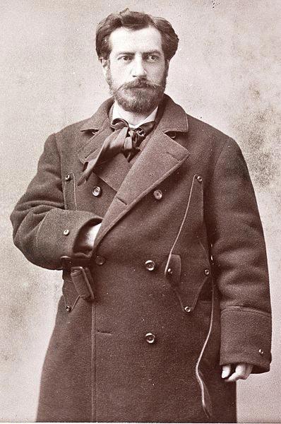 Frédéric Auguste Bartholdi, diseñador y escultor de la Estatua de la Libertad en el puerto de Nueva York. También era Masón.