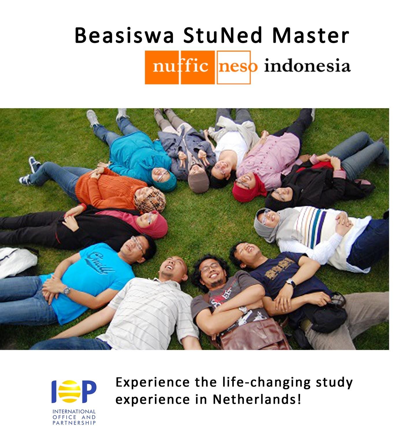 INDBEASISWA-Beasiswa-Stuned-Master