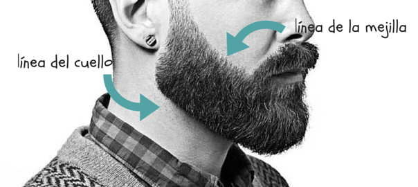 Este es el tamaño ideal para que dejes crecer tu barba