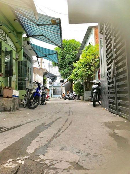 Bán nhà hẻm xe hơi đường Cách Mạng phường Tân Thành quận Tân Phú giá rẻ
