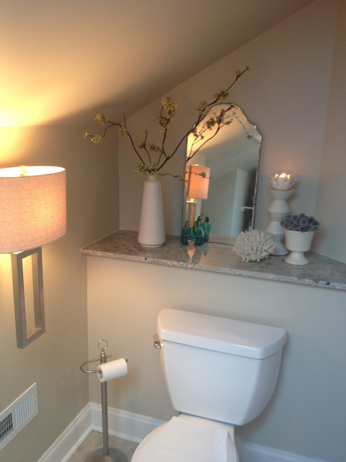 Amy Scott Interior Design: Bathroom Tour...Attic Renovation