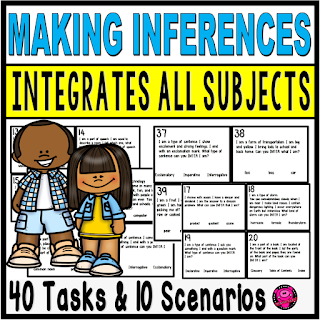 https://www.teacherspayteachers.com/Product/Inferencing-Task-Cards-2062826